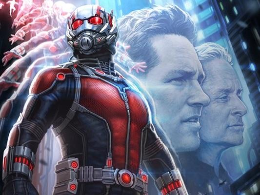 """Evangeline Lilly postet Bild zum Drehende von """"Ant-Man and the Wasp"""""""