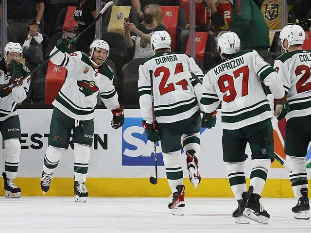 NHL: NHL-Playoffs: Auftaktsieg für Sturm
