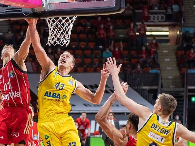 Alba Berlin wieder deutscher Meister: Basketballer verteidigen Titel in München