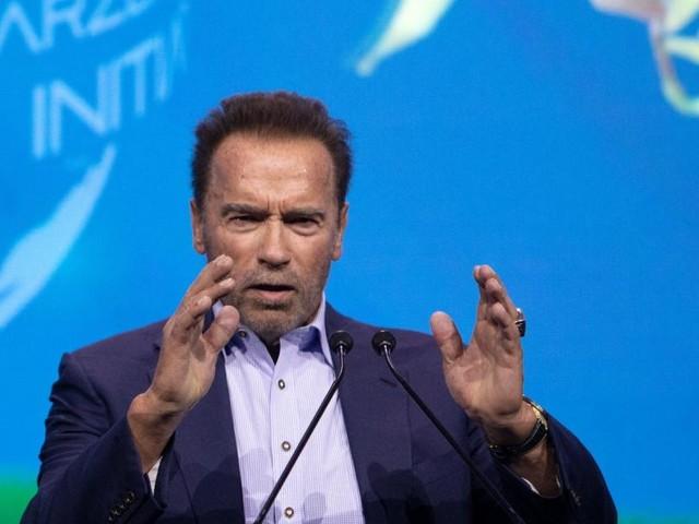 """Schwarzenegger rief bei """"Austrian World Summit"""" zu mehr Hoffnung auf"""