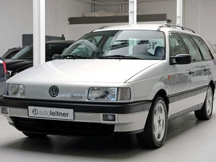VW Passat B3 Variant VR6 (1992): Kaufen, Gebraucht VW Passat-Juwel mit VR6 zu verkaufen