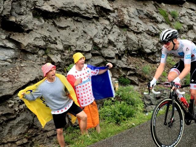 Umsturz bei der Tour de France: Tadej Pogacar holt sich Gelb