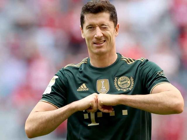 Bundesliga: Lewandowski vergleicht sich mit Holland-Legende - und adelt Haaland