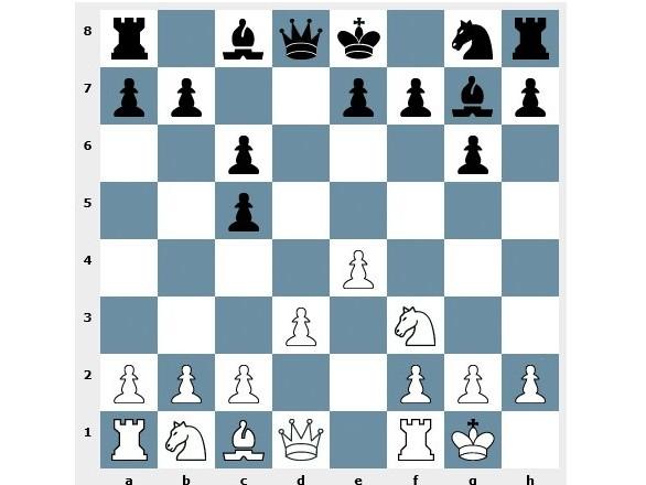 Schach-WM: Hier können Sie die dritte Partie nachspielen