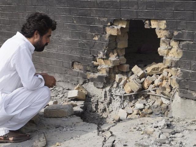 Erstmals seit Jahren wurde Mädchenschule in Pakistan attackiert