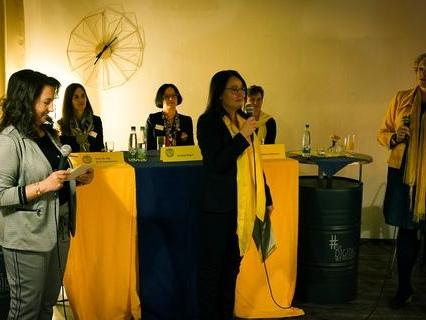 100. Geburtstag der Soroptimisten: Debatten mit starken Frauen in Forchheim