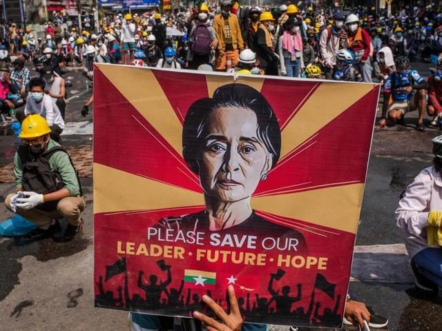38 Menschen am Mittwoch in Myanmar getötet
