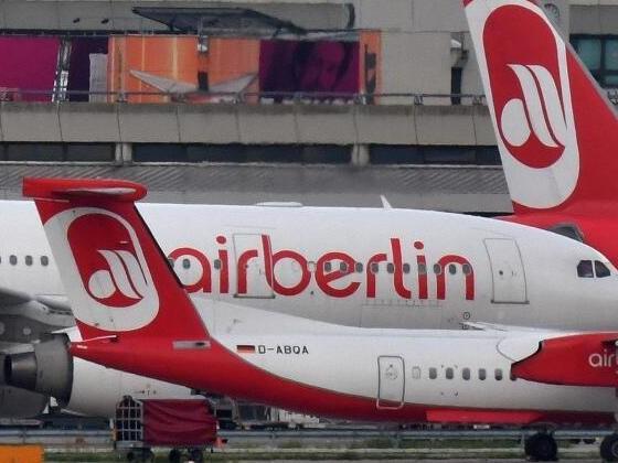Bund gegen Komplett-Übernahme der Air Berlin