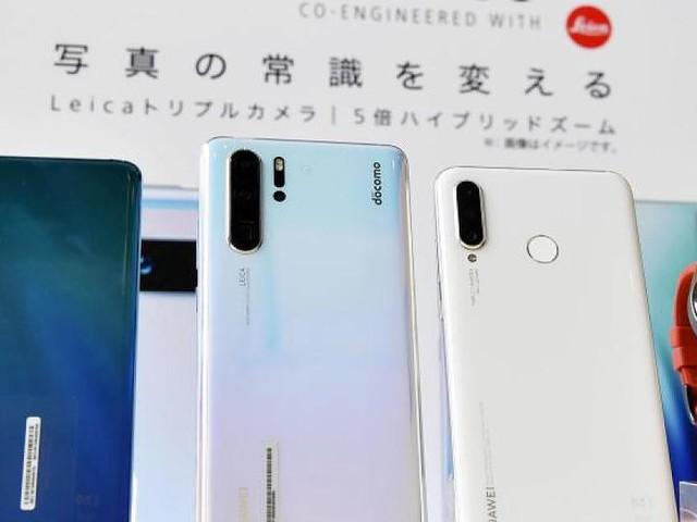 Handel mit Sony und Panasonic betroffen - Neue Probleme für Huawei: Japans Firmen beugen sich US-Sanktionen