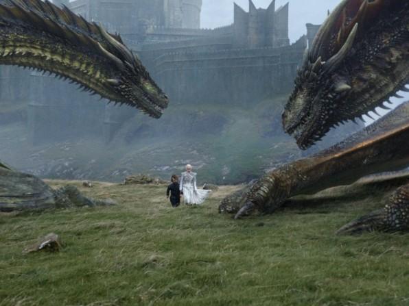 """""""Game of Thrones"""": Drachen-Drama erschüttert Fans"""