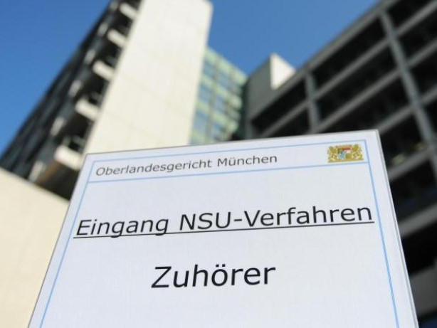 Münchner Oberlandesgericht: NSU-Prozess: Gericht erlässt Haftbefehl gegen André E.