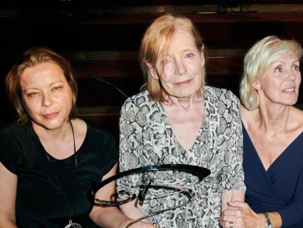 Film: Götz George Preis für Schauspielerin Margit Carstensen