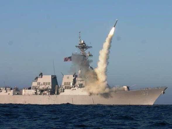 Es geht los - USA führen Krieg gegen Syrien