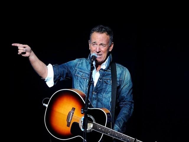 Springsteen will weiterhin schweißtreibend rocken