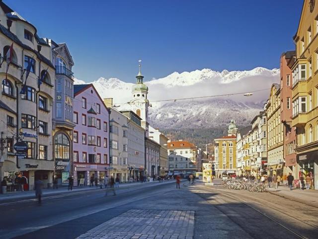 Corona-bedingte Wirtschaftskrise traf Tirol 2020 am härtesten