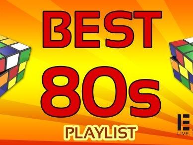 Playlist: Best 80s Livestream vom 29.05.2021