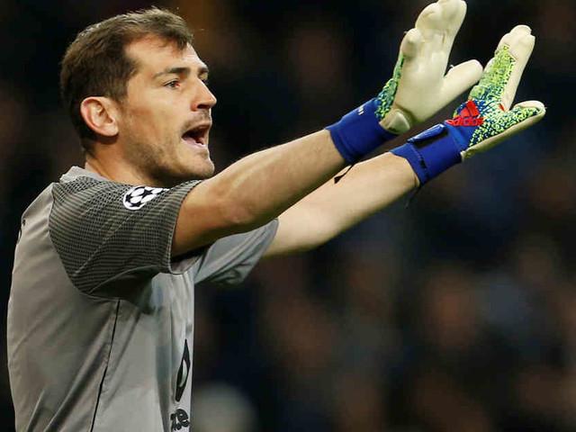 Torhüter-Legende: Iker Casillas verlängert beim FC Porto