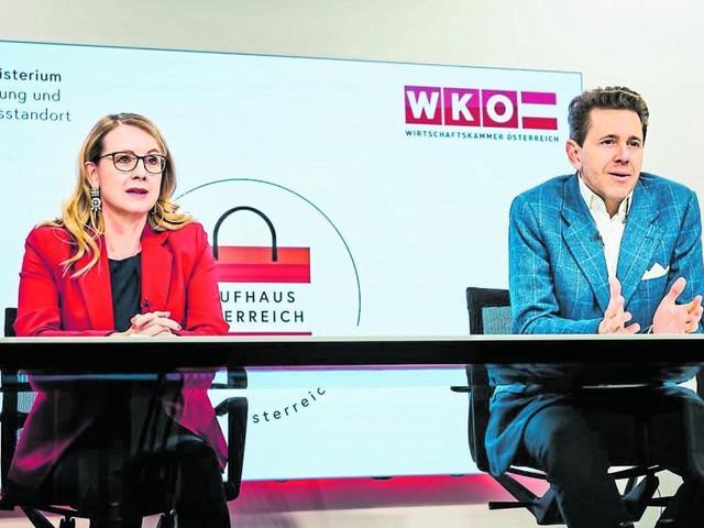 """""""Kaufhaus Österreich"""": Opposition plant Anfragen"""