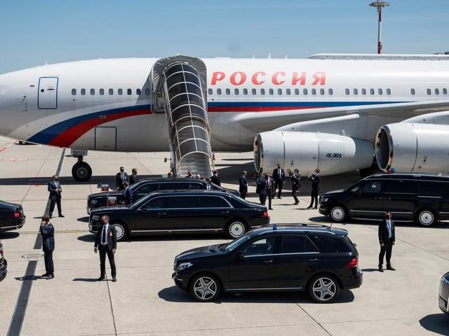 Putin zu Gipfel mit Biden in Genf eingetroffen