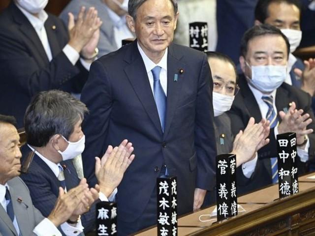 Kontinuität und Reformen : Suga ist neuer Regierungschef in Japan