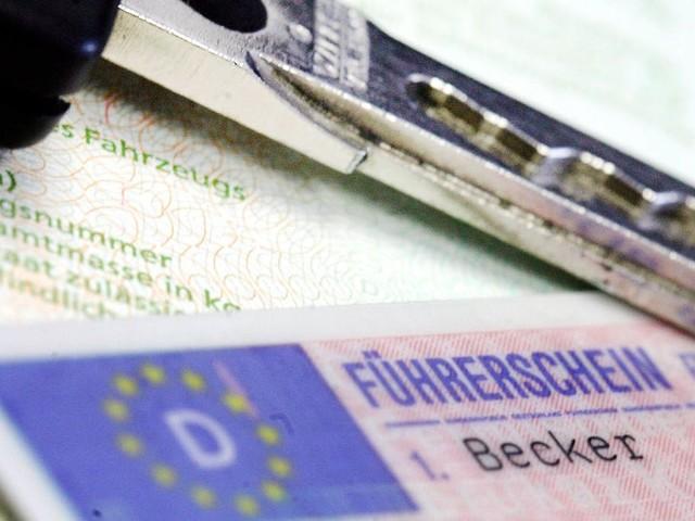 Mit gefälschten Gutachten zum Führerschein
