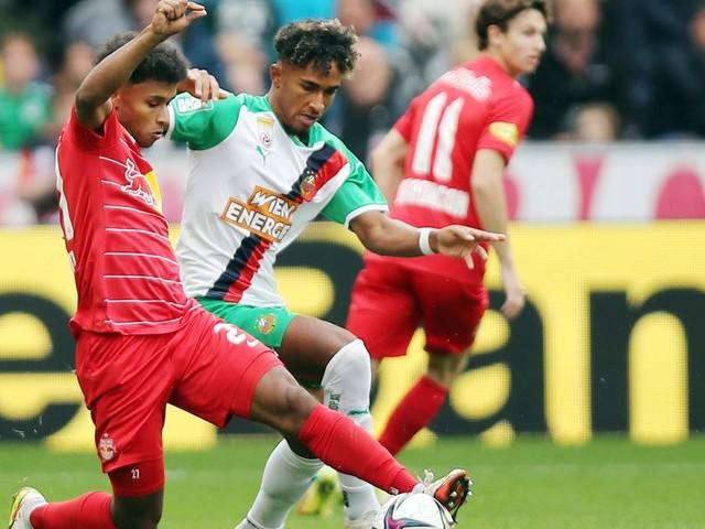Salzburg gewinnt Schlager gegen Rapid mit späten Toren 2:0