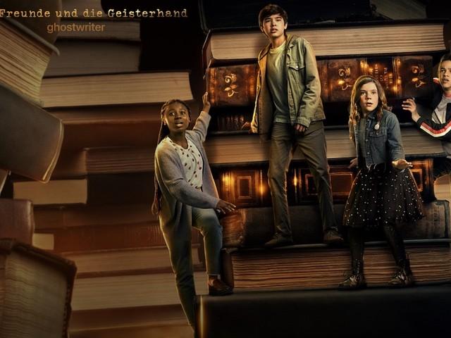 """Ghostwriter"": neue Folgen ab dem 07. Mai + vier ""Behind the Pages""-Clips [TV+]"