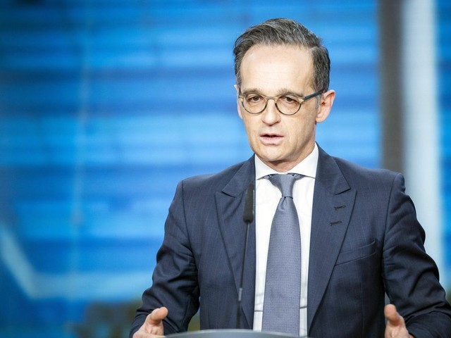U-Boot-Streit: Heiko Maas hält zu Frankreich