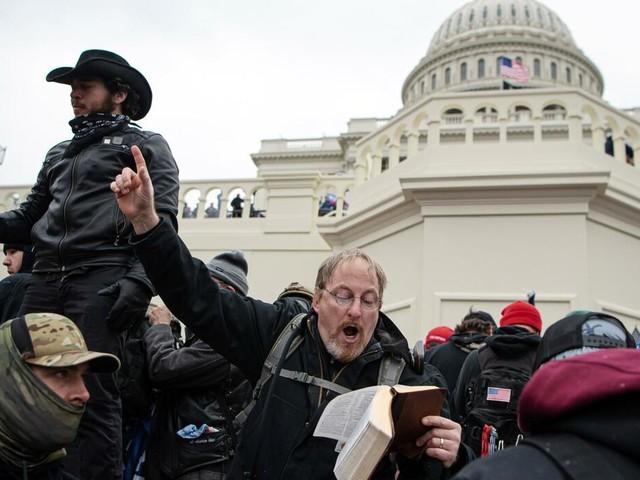 USA: Erstes Urteil nach Sturms auf Kapitol: Angeklagter muss acht Monate in Haft