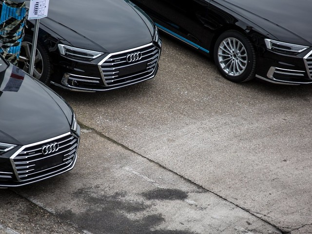 Exporte in USA fast halbiert: Strafzölle würden Autoindustrie hart treffen