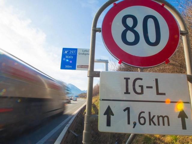 Warum Salzburgs Autobahn-80er bald Geschichte sein könnte