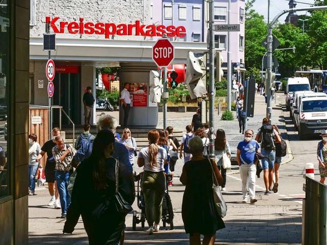 Radikale Forderung aus Ludwigsburg: Initiative will Tempo 20 für einen Teil der Innenstadt