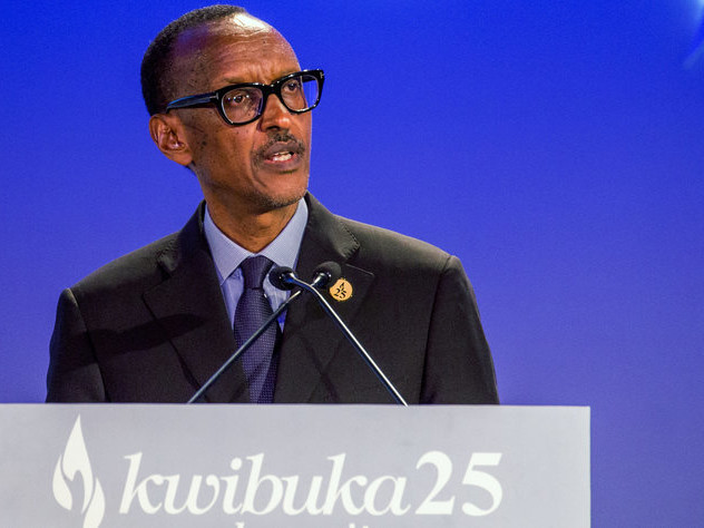 """Interview with Rwandan President Kagame: """"Fighting? I don't see it coming"""""""