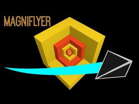 Magniflyer: Schräges Minispiel verzerrt die Perspektive