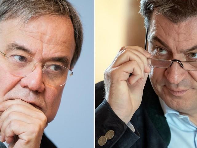 K-Gezänk in der Union: Söder versus Laschet: Demokratie darf auch laut sein!