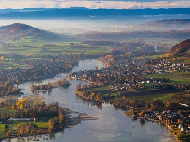 Vulkanhopping in der Vierländerregion Bodensee