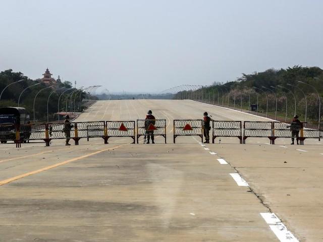 Militärputsch in Myanmar: Forderungen nach strikten Maßnahmen