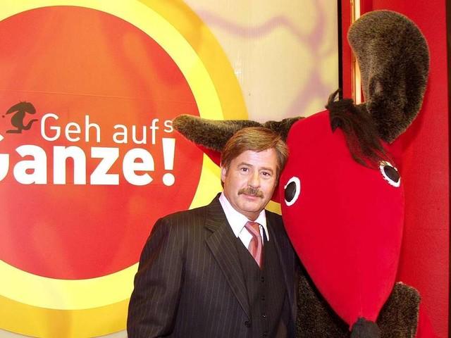 """TV-Knall: Jörg Draeger kehrt mit dem Zonk zurück - """"Geh aufs Ganze"""" feiert sein Comeback"""