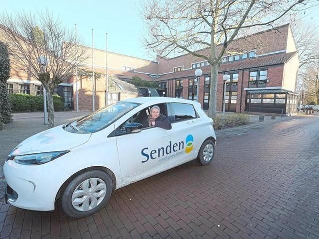 Münsterland: Funke für Elektro-Autos soll überspringen