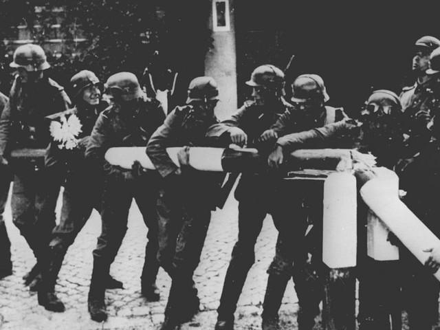 Wo der erste Schuss des 2. Weltkriegs fiel - 80 Jahre danach