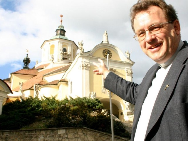 Große Trauer um Generalvikar Martin Korpitsch