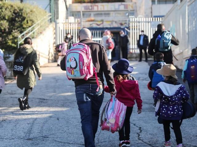 Vor Schulstart testet Israel Kinder ab drei Jahren auf Antikörper