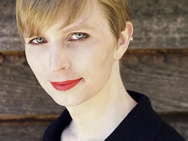 """Chelsea Manning in der Septemberausgabe der """"Vogue"""""""