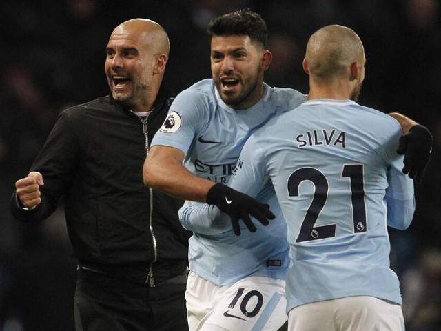 Premier League: Pep Guardiola stürmt mit Manchester City Europas Spitze