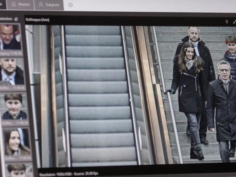 Videoüberwachung mit Fehlern: Datenschützer warnt vor automatischer Gesichtserkennung