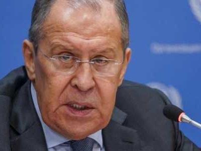 Könnten russische Söldner im Krieg in Mali eine Rolle spielen? Während in Deutschland für diesen Fall schon der Abzug der Bundeswehr diskutiert wird, sieht Russlands Außenminister keine Verantwortung seiner Regierung.