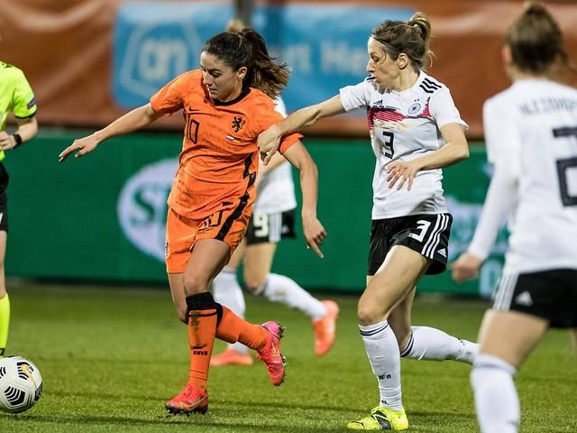 Europameister wird Turniersieger: DFB-Frauen verlieren Oranje-Kracher knapp