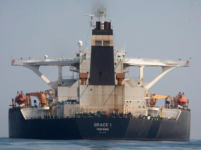 "Bundestagsgutachten: Festsetzung des iranischen Tankers ""Grace 1"" vor Gibraltar war völkerrechtswidrig"