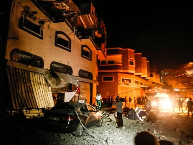 """Israels Streitkräfte töten Anführer des """"Islamischen Dschihads"""""""