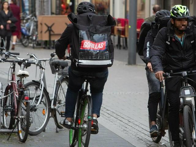 [GA+] Radverkehr auf der Friedrichstraße: Bonner Geschäftsleute ärgern sich über Lieferdienst Gorillas